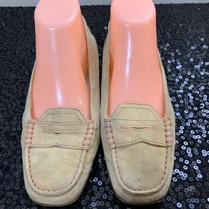 TOD'S loafers 8.5 Authentic